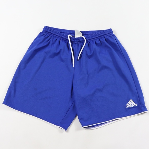 adidas Other - Vintage Adidas Spell Out Running Soccer Shorts L